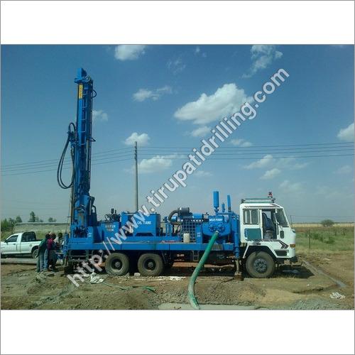 Tirupati Drilling Sites