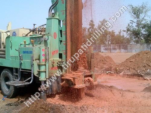 Tirupati Drilling Sites 04