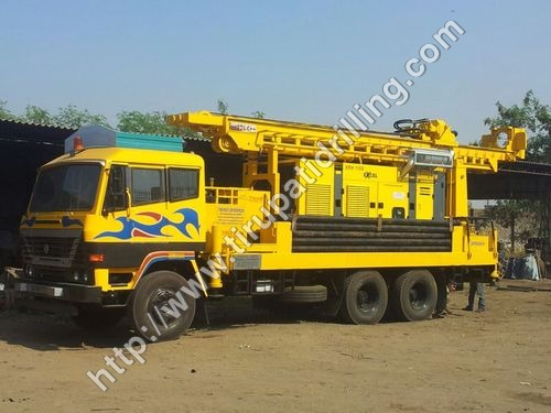 Drilling Sites