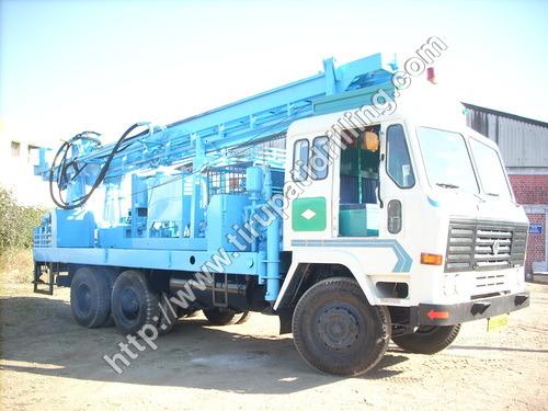 Water Drilling Machine