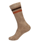 Terry Comfort Calf Length Stripes Socks