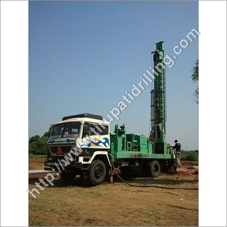 Truck Mounted DTH Drilling Rigs