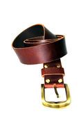 CASUAL BLACK mens belt