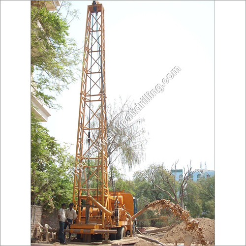 RC Drilling Rig