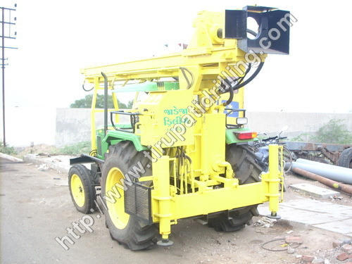 Tractor Mounted Drillng Rig Tirupati
