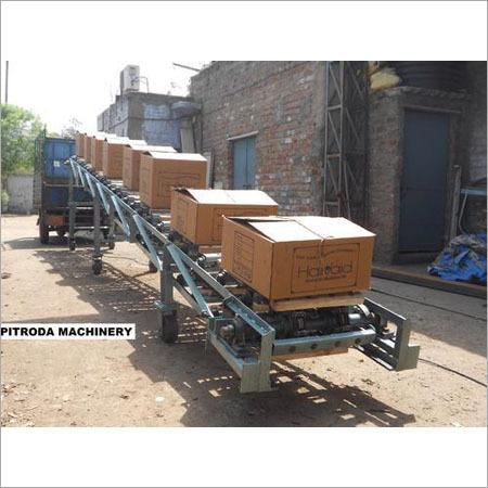 Carton Box Loading Conveyor