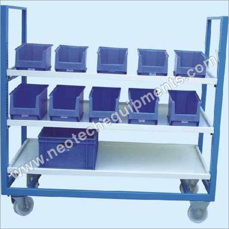 Pipe Crate Trolley