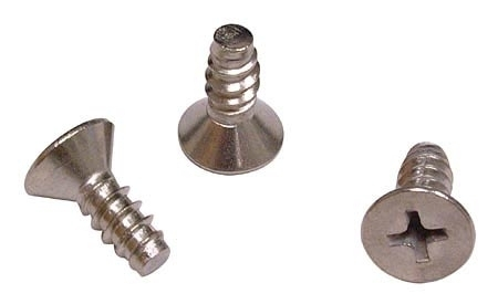 Flat Head Machine Screws