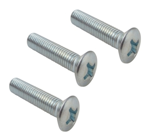 Oval Head Machine Screw
