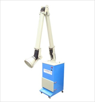 Portable Welding Fume Extractor With Suction Arm
