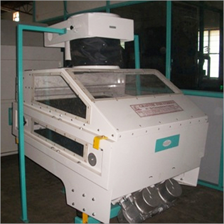 Semi Automatic Grain Paddy Processing Machineries