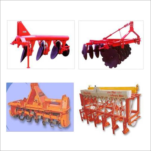 Agriculture Tractor  Implements