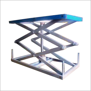 Hot Press Scissor Lift