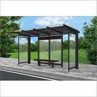 BUS SHELTER STAND