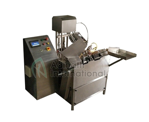 Open Mouth Ampoule Filling Machine
