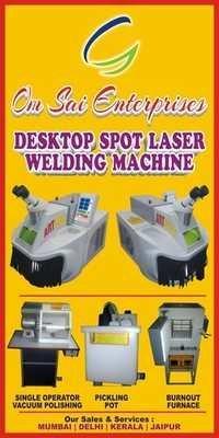 JEWELLERY LASER WELDING MACHINE