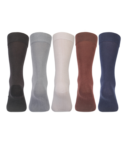 Calf Length Fine Cotton Professional Socks