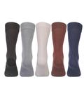 Calf Length Fine Cotton Professional Socks