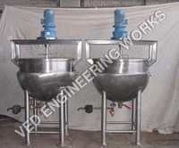 Vacuum Pan And Boilers