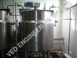 Blending and Mixing Tanks