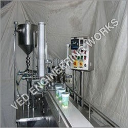 Automatic Cup Filling & Sealing Machines