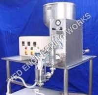 Semi Automatic Viscous Product Filling Machine
