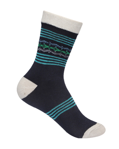 Extra Stretchable Fine Cotton Adorable Kids Socks