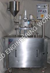 Viscous Product Filling Machine