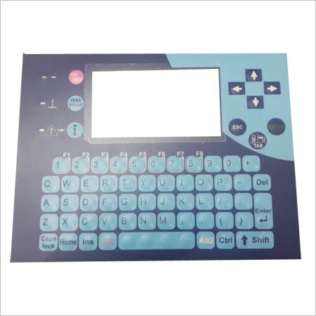 Flexible Membrane Keypad