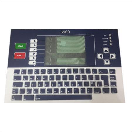 Custom Membrane Keypads