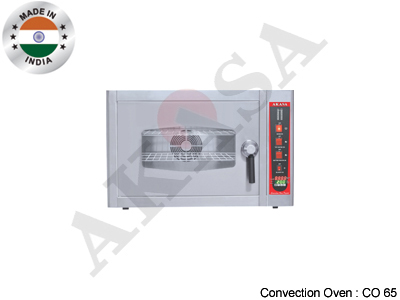 Akasa Indian Electric Small Bakery Convection Oven