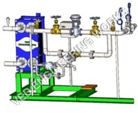 Pharmaceutical Centralized Hot Water System
