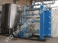 Pharmaceutical Hot Water System