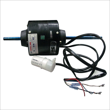 Window AC Motor