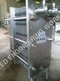 Sugar Syrup Chillers - Plate Heat Exchanger