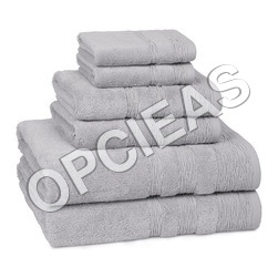 Plain Color Hotels Bath Towels