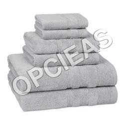 Plain Color Hotels Bath Towels
