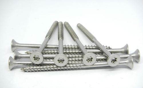Metal Chipboard Screws