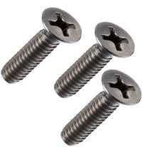 Flat Head Metal Screws