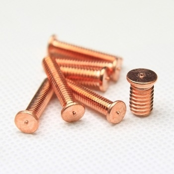 Round Head Copper Machine Screws