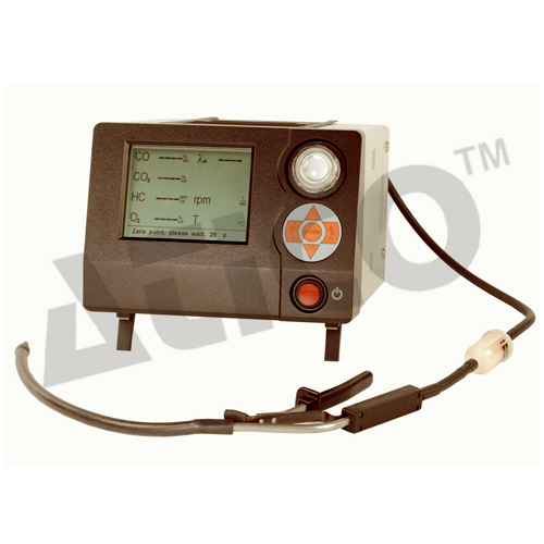Exhaust Gas Analysing Unit