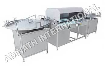 Ampoule Washing & Drying Machine