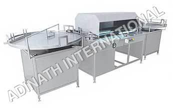 Ampoule Washing & Drying Machine