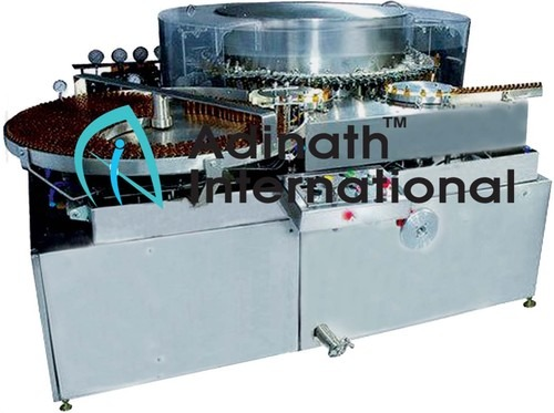 Automatic Glass Ampoule Washing Machine