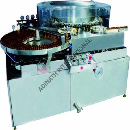 Automatic  Glass Vial Washing Machine