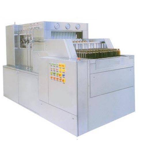 Automatic Soda Bottle Wahing Machine