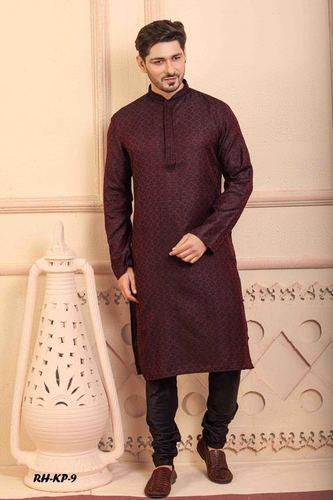 Ethnic Party Wear Men Kurta Pajama