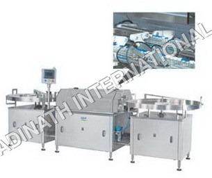 Automatic Vial External Washing machine