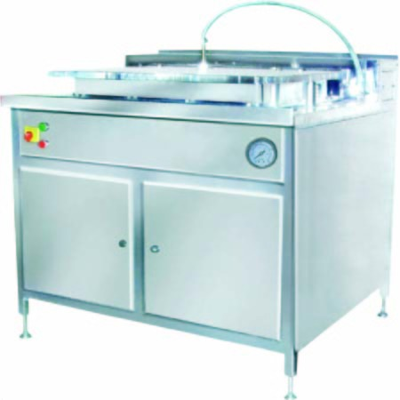 Compact Glass Vial Washing Machine