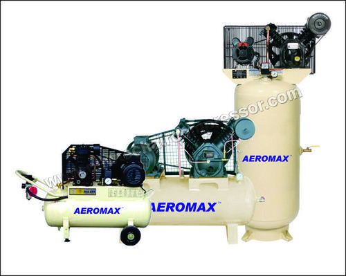 Single &Two Stage Electric-Driven Air Compressor